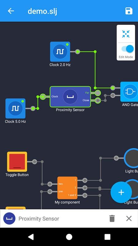 Smart Logic Simulator Premium 3.9.6 دانلود نرم افزار ساخت مدار منطقی اندروید