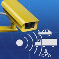 دانلود Speed Camera Detector Pro 7.0.5 برنامه تشخیص دوربین کنترل سرعت اندروید