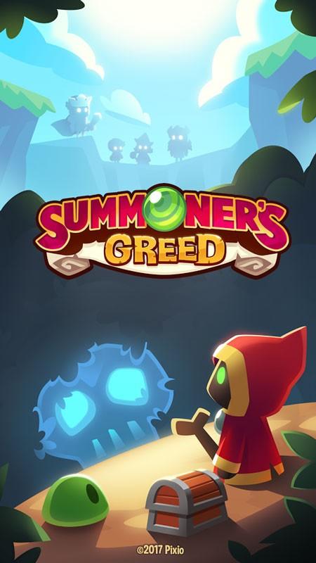 Summoner's Greed – Idle TD 1.11.0 دانلود بازی طمع جادوگر اندروید + مود
