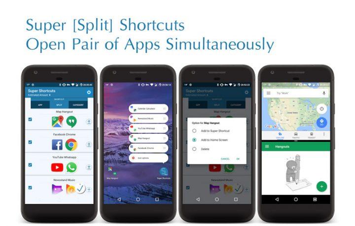 Super Shortcuts ᴾᴿᴼ 5.000.000.132_PRO دانلود برنامه ایجاد میانبر اندروید
