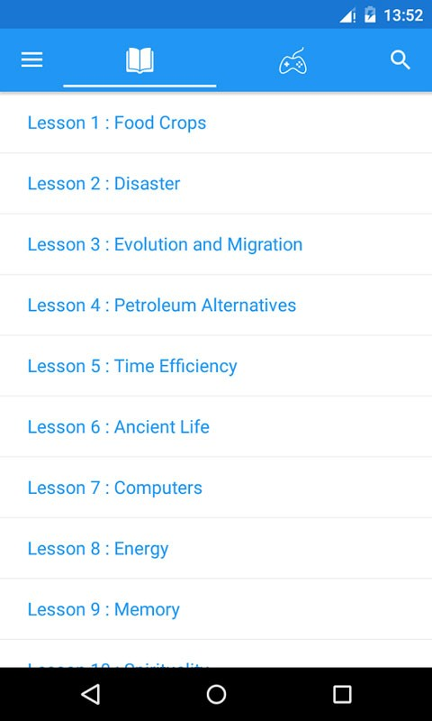 TOEFL Essential Words Pro 2.0.6 دانلود نرم افزار لغات ضروری تافل اندروید