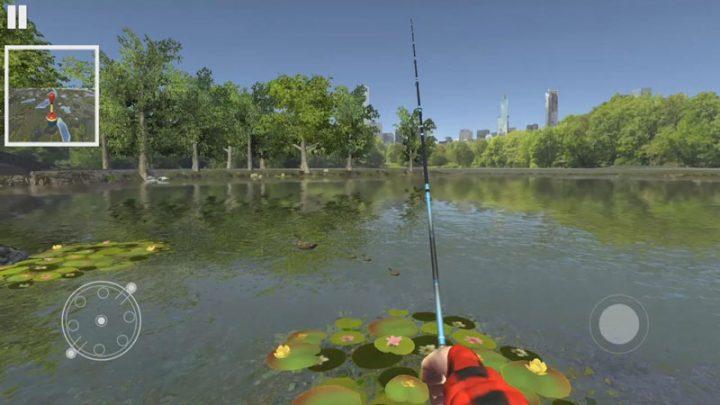Ultimate Fishing Simulator 2.33 دانلود بازی شبیه ساز ماهیگیری اندروید + مود