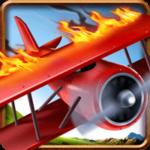 دانلود Wings on Fire – Endless Flight 1.35 بازی بال ها در آتش اندروید + مود