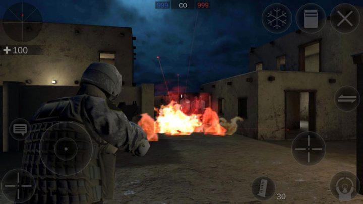 Zombie Combat Simulator 1.3.0 دانلود بازی نبرد زامبی ها اندروید + مود