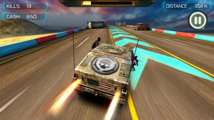 Zombie Invasion:Dead City HD 1.7 دانلود بازی اکشن تهاجم زامبی اندروید + مود