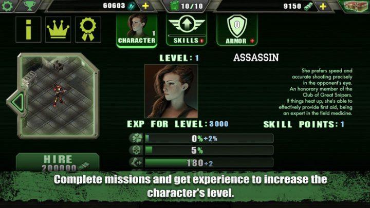 Zombie Shooter 3.2.3 دانلود بازی اکشن تیراندازی زامبی اندروید + مود + دیتا