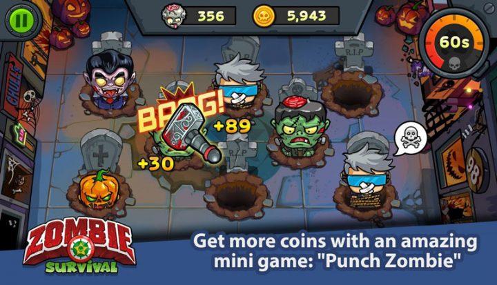 Zombie Survival 3.1.3 دانلود بازی بقا زامبی اندروید + مود