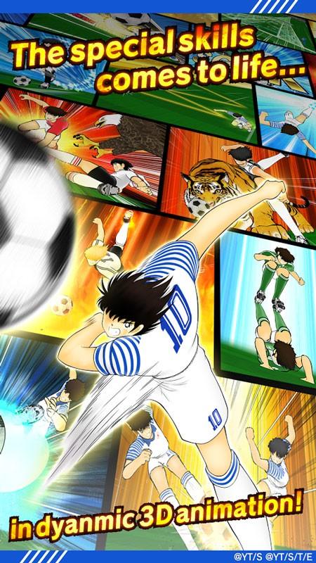 Captain Tsubasa: Dream Team 2.3.1 دانلود بازی کاپیتان سوباسا اندروید + مود