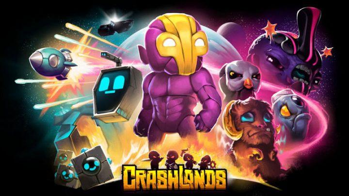 دانلود Crashlands 1.4.33 بازی ماجراجویی سرزمین های سقوط اندروید