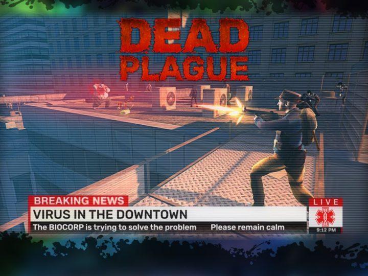 DEAD PLAGUE: Zombie Outbreak 1.2.8 دانلود بازی طاعون مرده اندروید + مود + دیتا