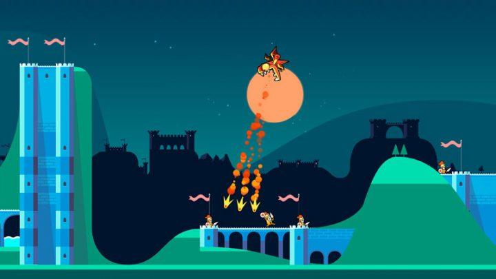 Drag'n'Boom 1.1.1 دانلود بازی غرش اژدها اندروید