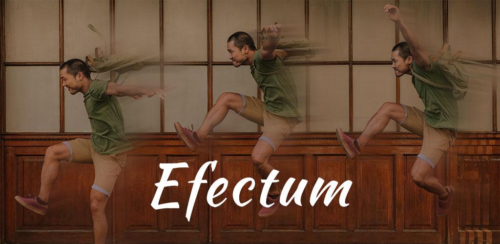 Efectum PRO 1.8.8 دانلود برنامه ویرایش ویدیو و معکوس کننده فیلم اندروید