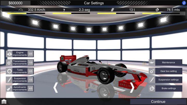 FX-Racer Unlimited 1.5.15 دانلود بازی فرمول یک اندروید + مود