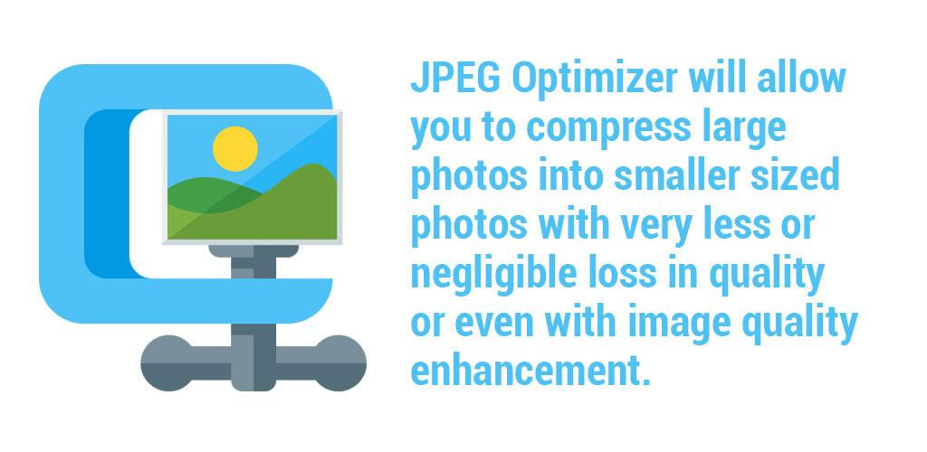 JPEG Optimizer PRO 1.0.15 کاهش حجم عکس بدون افت کیفیت