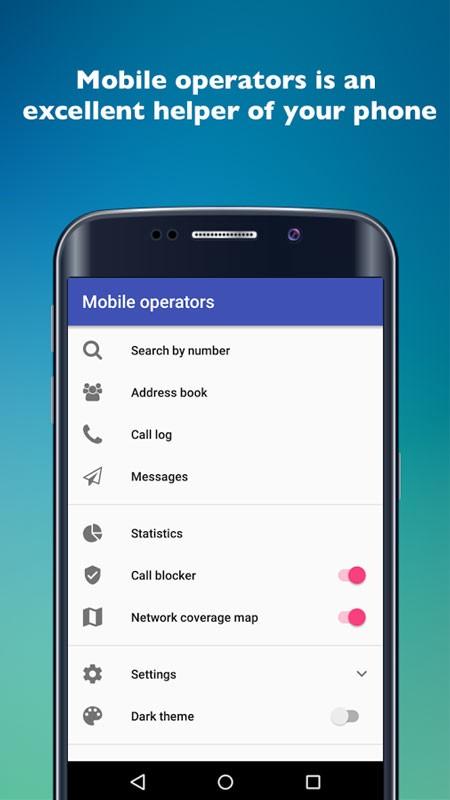 Mobile operators PRO 1.72 دانلود برنامه شناسایی اپراتور و محل تماس گیرنده اندروید