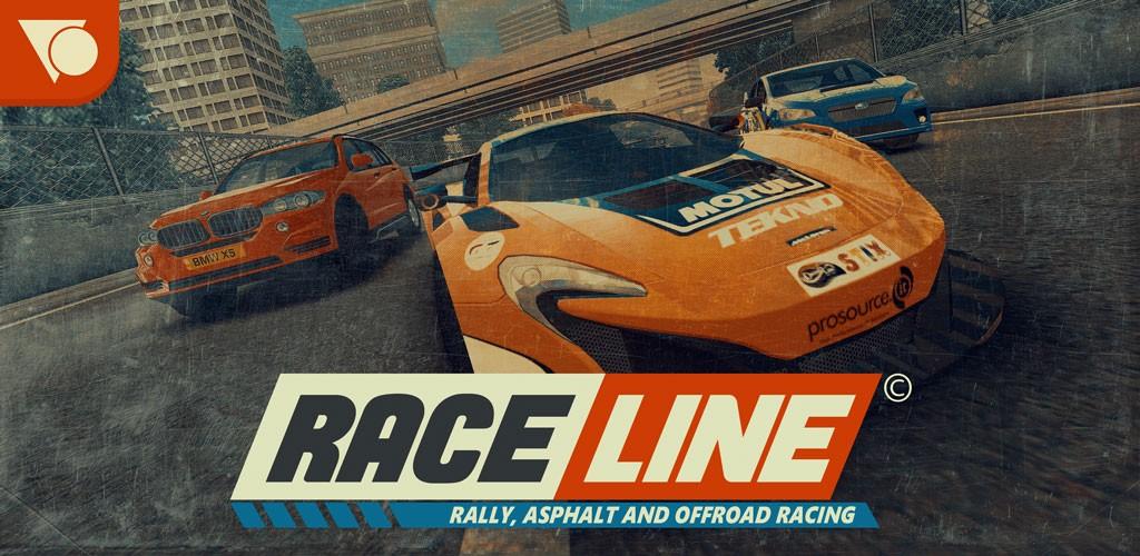 Raceline 1.01 دانلود بازی ماشین سواری مسیر مسابقه اندروید + مود