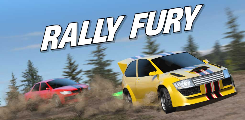 Rally Fury – Extreme Racing 1.54 دانلود بازی خشم رالی اندروید + مود