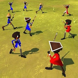 Warrior Tycoon : Stranger's Battle 3D 1.3 دانلود بازی قهرمان جنگجو اندروید + مود
