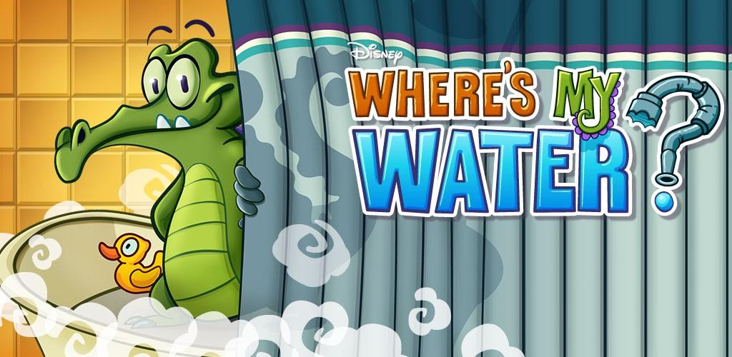 Where's My Water? 1.16.0 دانلود بازی آب من کجاست اندروید + مود