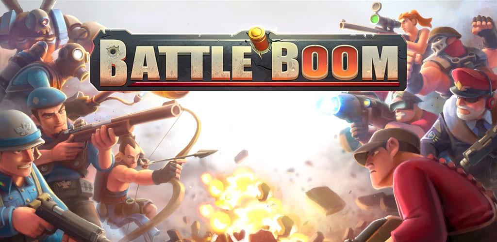 Battle Boom 1.1.7 دانلود بازی استراتژی توسعه نبرد اندروید + دیتا