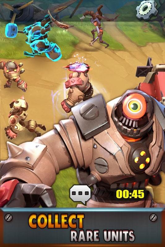 Battle Boom 1.1.8 دانلود بازی استراتژی توسعه نبرد اندروید + دیتا