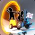 دانلود Bridge Constructor Portal 5.2 بازی پل سازی اندروید + مود