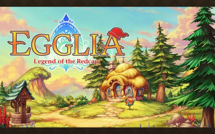 EGGLIA: Legend of the Redcap 2.2.1 دانلود بازی اگلیا اندروید + مود + دیتا