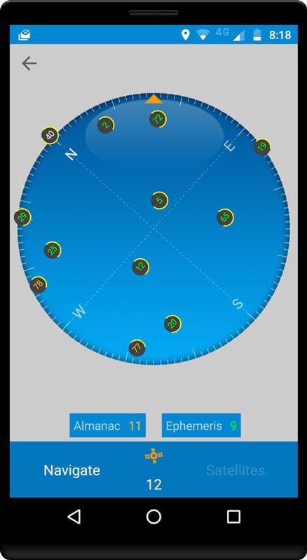 GPS Navigation Premium 21.0.1 دانلود نرم افزار اطلاعات GPS اندروید