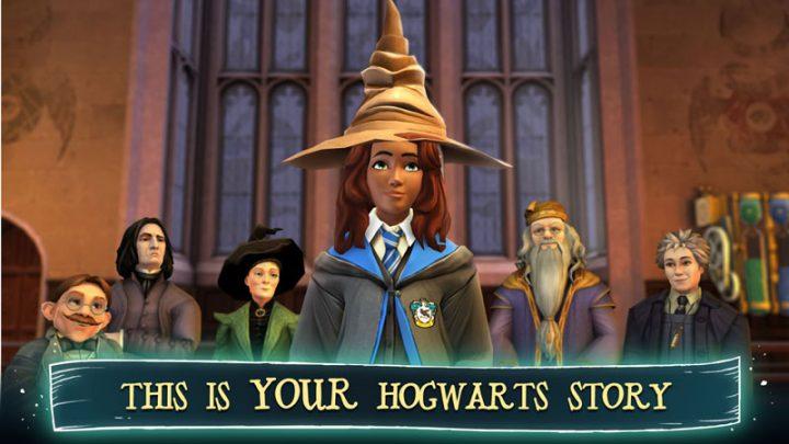 دانلود Harry Potter: Hogwarts Mystery 2.5.0 بازی هری پاتر اندروید + مود