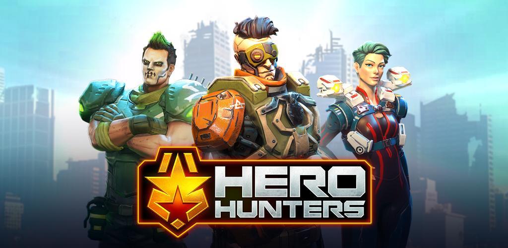 دانلود Hero Hunters 3.1 بازی شکارچیان قهرمان اندروید