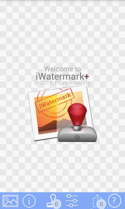 iWatermark+ 4.1 دانلود نرم افزار واترمارک عکس و فیلم اندروید