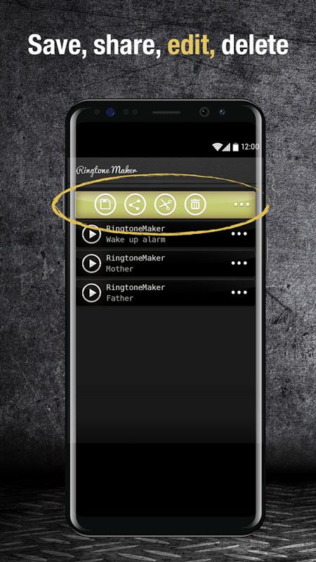 Call Ringtones Maker Premium 1.94 دانلود برنامه ساخت رینگتون اندروید