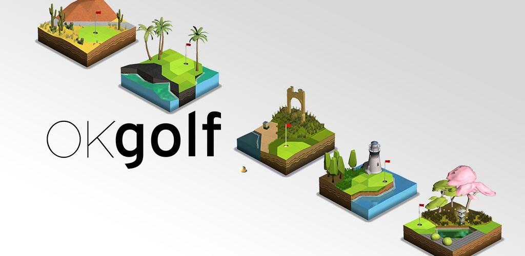 OK Golf 2.3.1 دانلود بازی جذاب گلف برای اندروید + مود