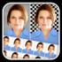 دانلود Passport Size Photo Maker Premium 1.7 – تبدیل عکس به عکس پرسنلی