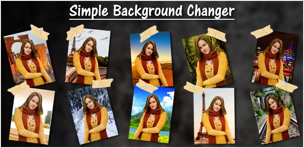 Simple Background Changer Premium 1.3 تغییر پس زمینه عکس اندروید
