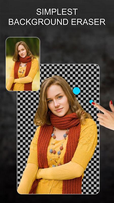 Simple Background Changer Premium 1.3 تغییر پس زمینه عکس اندروید
