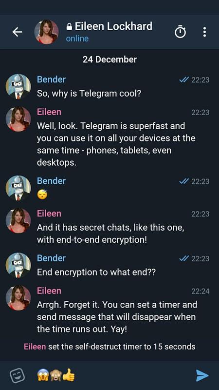 Telegram X 0.21.11.1198 Final دانلود تلگرام ایکس برای اندروید