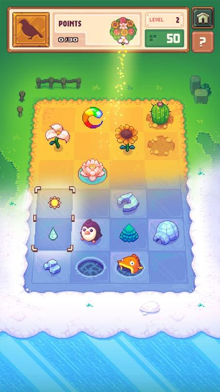 Tinker Island 1.4.23 دانلود بازی ماجرایی بازسازی جزیره اندروید + مود