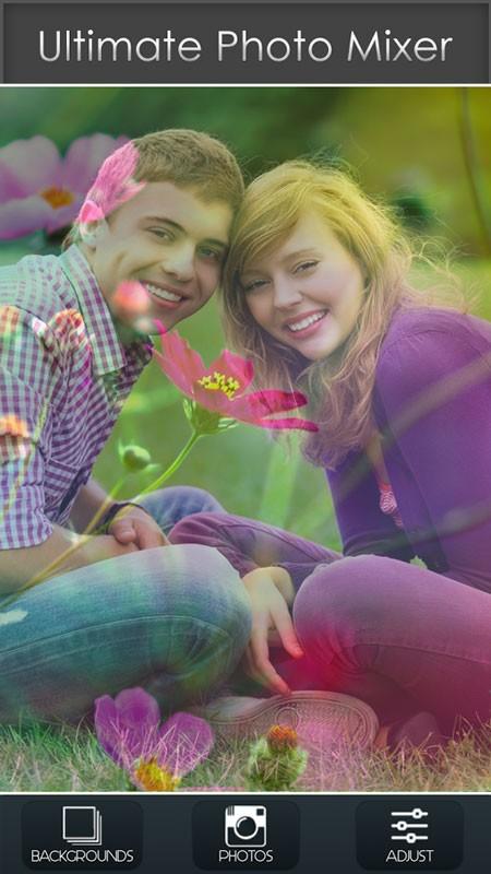 Ultimate Photo Blender / Mixer Premium 2.5 برنامه میکس عکس اندروید