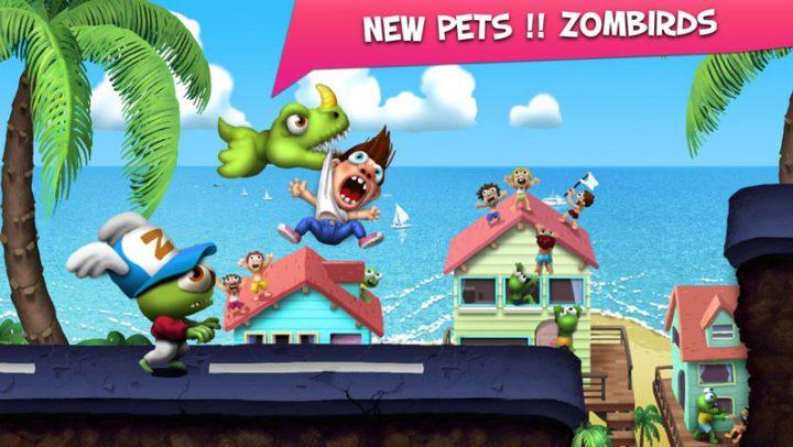 دانلود Zombie Tsunami 4.5.2 بازی سونامی زامبی اندروید + مود