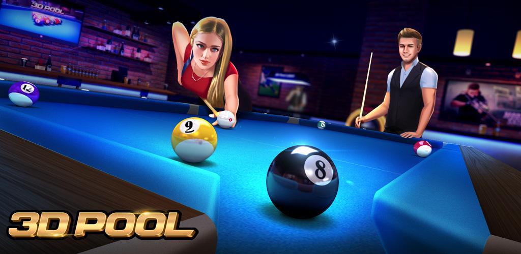 3D Pool Ball 2.2.2.2 دانلود بازی بیلیارد حرفه ای اندروید + مود