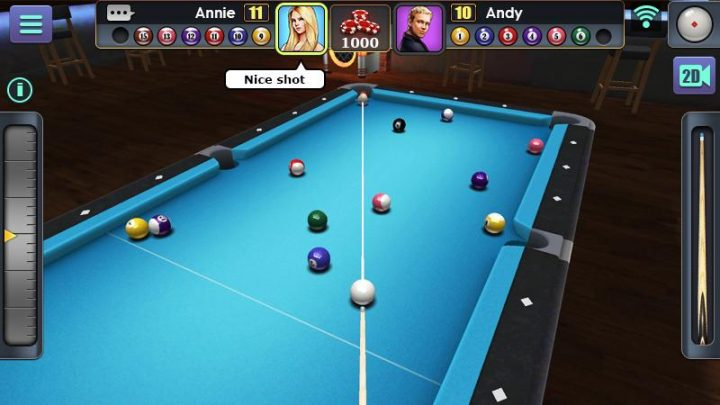 3D Pool Ball 2.2.1.0 دانلود بازی بیلیارد حرفه ای اندروید + مود