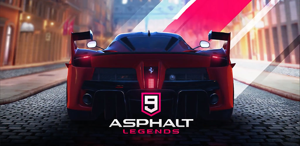 دانلود Asphalt 9: Legends 2.5.3a بازی آسفالت 9 افسانه ها اندروید + مود
