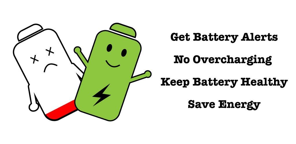 Battery Charger Alarm Pro 2.5 دانلود نرم افزار آلارم شارژ باتری اندروید
