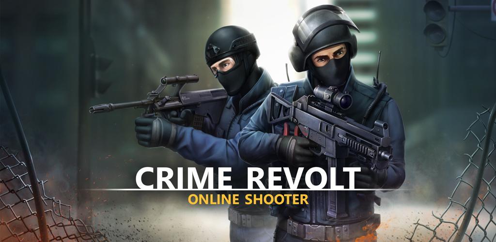 Crime Revolt 1.79 دانلود بازی شورش جنایی اندروید + مود
