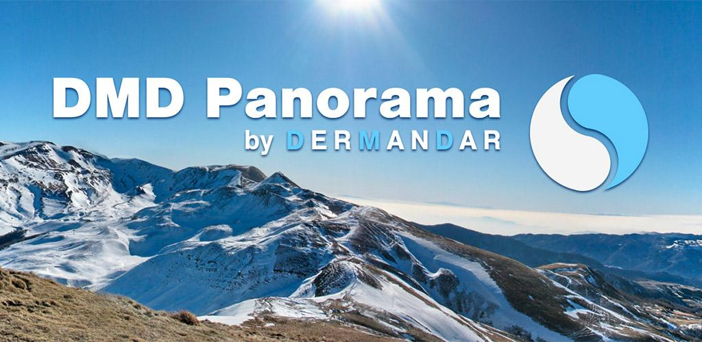 DMD Panorama Pro 6.12 دانلود دوربین پانوراما 360 درجه اندروید