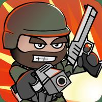 دانلود Mini Militia – Doodle Army 2 5.0.4 – بازی ارتش ابله اندروید + مود