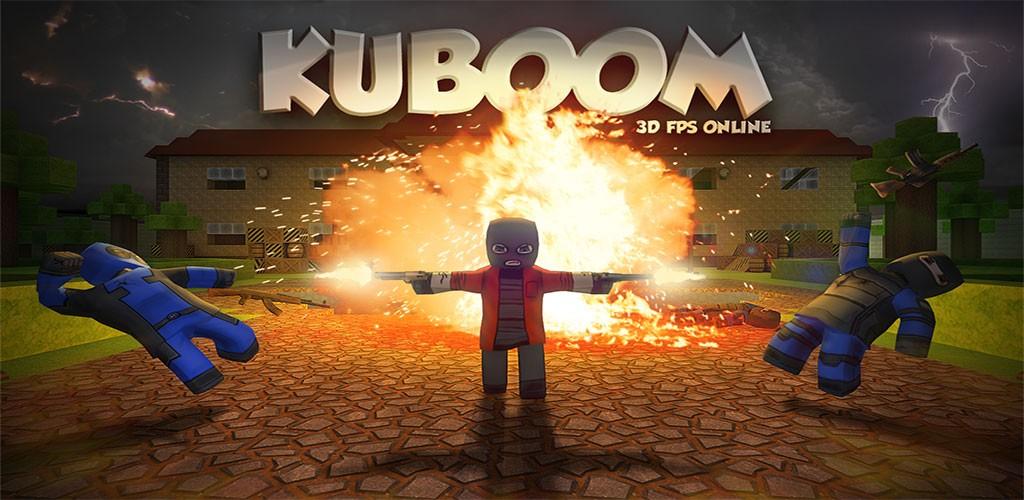 KUBOOM 1.89 دانلود بازی اکشن تیراندازی کوبوم اندروید + مود