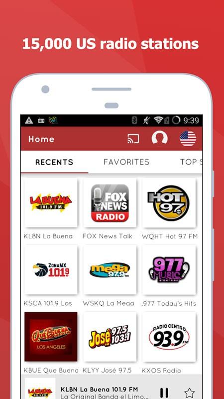 myTuner Radio Pro 7.932 دانلود نرم افزار رادیو اندروید