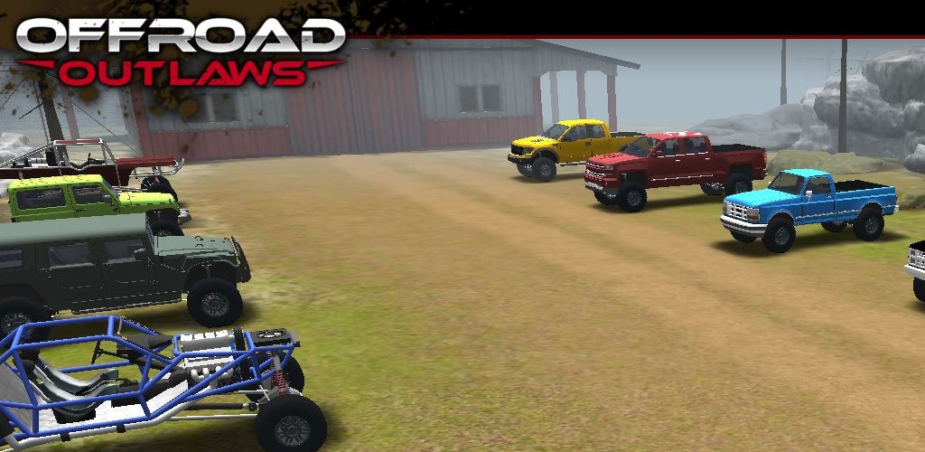دانلود Offroad Outlaws 4.9.1 بازی قانون شکنان آفرود اندروید + مود